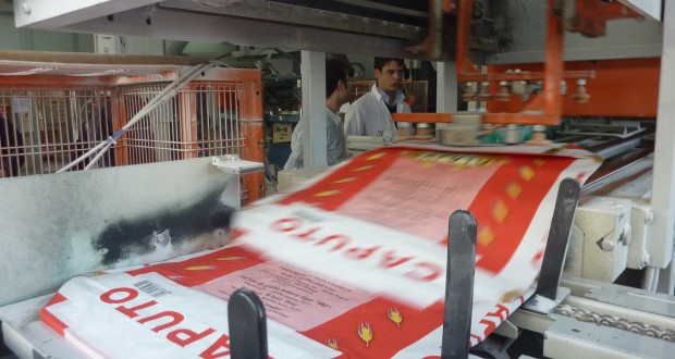 Pizza Adventures In Italy (Part 4): Caputo Flour Mill in Naples