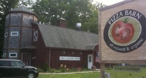Pizza Barn: Cutting Edge Organic Slices (Way Off The Beaten Path)