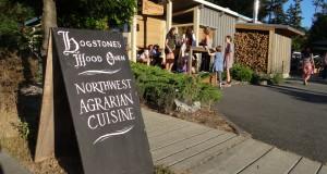 A Portlandia-Like Pizza Place On Orcas Island